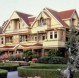 This is the Winchester mystery house located in San Jose.