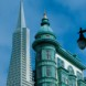 This is a picture of the iconic transamerica building